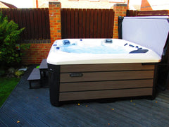 Hot Tub Installation for Blagdon