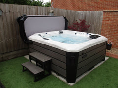 Hot Tub Installation for Sellers