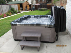 Hot Tub Installation for Burrell