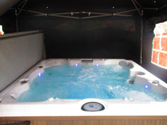 Hot Tub Installation for Croden