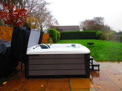 Hot Tub Installation for Stockdale