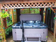 Hot Tub Installation for Wright