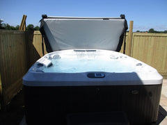 Hot Tub Installation for Proctor
