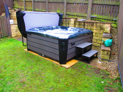 Hot Tub Installation for Bradley