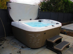 Hot Tub Installation for Dunne