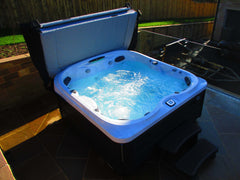 Hot Tub Installation for McVeigh