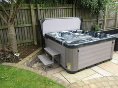 Hot Tub Installation for Barrett