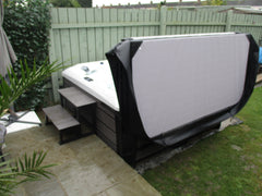 Hot Tub Installation for Owst