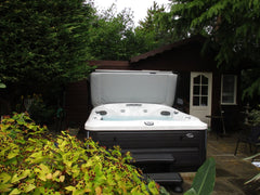 Hot Tub Installation for Grantham