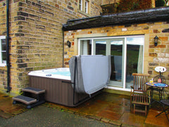 Hot Tub Installation for Morton
