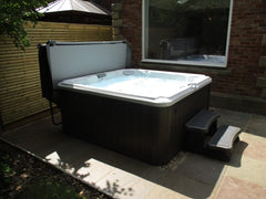 Hot Tub Installation for Wiggins