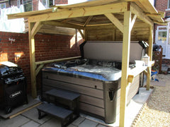 Hot Tub Installation for Townson