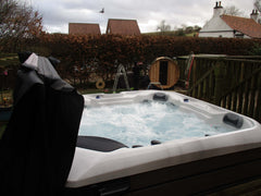 Hot Tub Installation for Milton