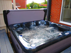 Hot Tub Installation for Jarvis
