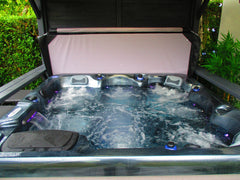 Hot Tub Installation for Young
