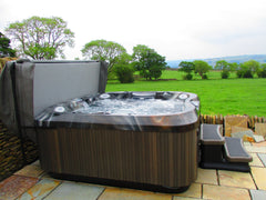 Hot Tub Installation for Winter