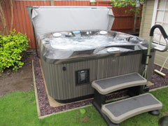 Hot Tub Installation for Pearman