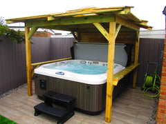 Hot Tub Installation for Marr