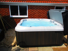 Hot Tub Installation for Waite