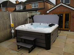Hot Tub Installation for McGarry