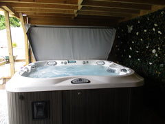 Hot Tub Installation for Shillingford