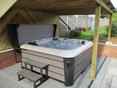 Hot Tub Installation for Pickering