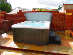 Hot Tub Installation for Gott