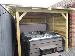 Hot Tub Installation for Townend