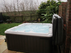 Hot Tub Installation for Dixon