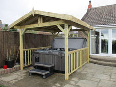 Hot Tub Installation for Asquith
