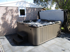 Hot Tub Installation for Coldrick