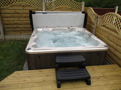 Hot Tub Installation for Topping