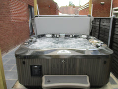 Hot Tub Installation for Gloster