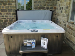 Hot Tub Installation for Henry