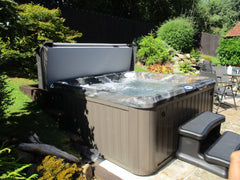 Hot Tub Installation for Bellard