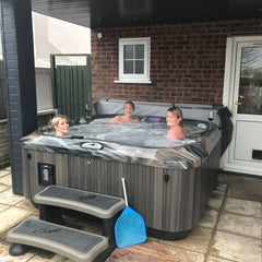Hot Tub Installation for Coutts
