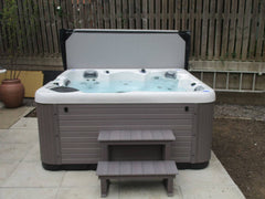 Hot Tub Installation for Anslow