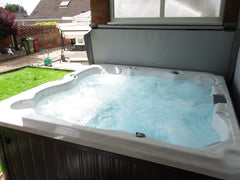 Hot Tub Installation for Brand