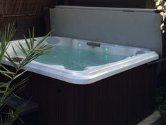 Hot Tub Installation for Jimmy