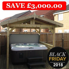 Jacuzzi J335IP and Apex Black Friday Deal