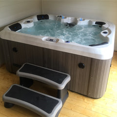Hot Tub Installation for Legg