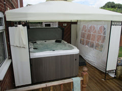 Hot Tub Installation for Lowe