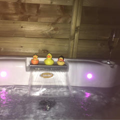Hot Tub Installation for Emma & Paul