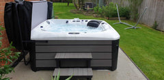 Hot Tub Installation for Raynor