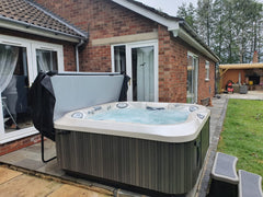 Hot Tub Installation for Braithwaite