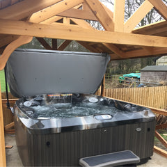 Hot Tub Installation for Sellars