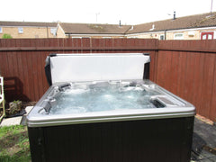 Hot Tub Installation for Sippel