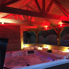 Hot Tub Installation for Paul