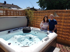 Hot Tub Installation for Fulstow