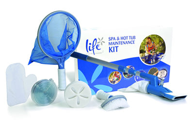 Spa & Hot Tub Maintenance Kit